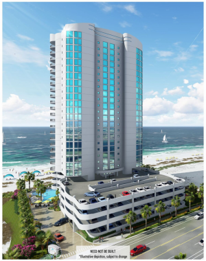 A Gulf-Front Luxury Condominium