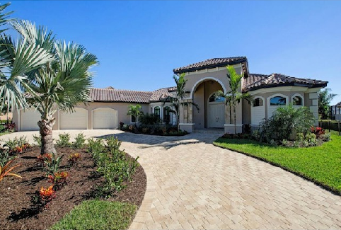 Southern premier homes in cape coral florida new for Southern homes florida